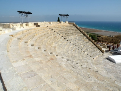 Archeological site of Kourion