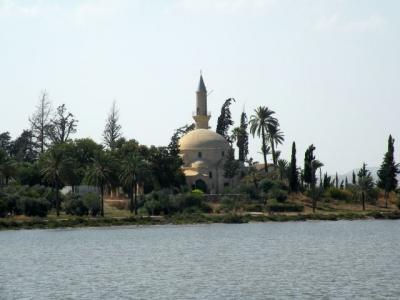 Mosque Hala Sultan Tekke