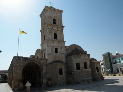 Church of Ayios Lazarus in Larnaca