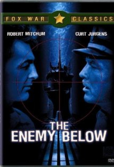 The Enemy Below 1957 DVDR FINSUB