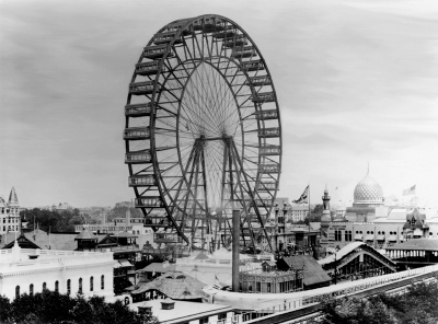 The Ferris wheel phenomena.