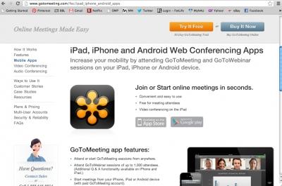 InterCall vs  Huddle vs  GoToMeeting: Web Conferencing Tools