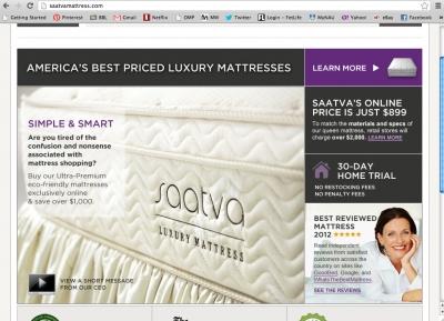 Tempurpedic Vs Saatva Vs Sleep Number Premium Mattress