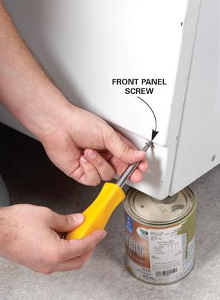 diy appliance repair washing machine