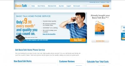 Basic Talk vs Vonage vs Ooma: Home Phone Services Compared