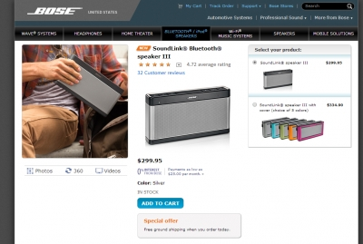 Bose Soundlink vs  Sonos Playbar vs  Jawbone Jambox: Top