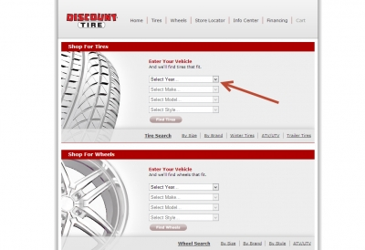 Online Tire Stores Compared Discount Tire Vs Tires Easy Vs