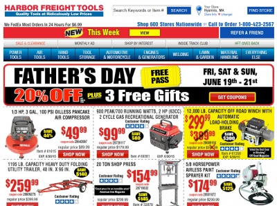 Home Depot vs Harbor Freight vs Ace Hardware: Hardware Stores Compared