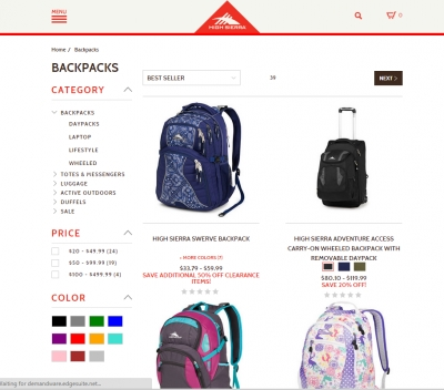 Herschel has many backpacks for a variety of purposes such as the City  Backpack which is in the mid-volume category. The site also has free ground  shipping cfe0ab62dfb96