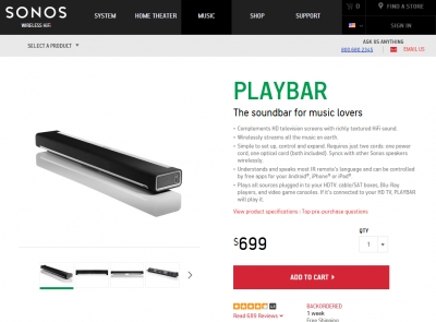 Bose Soundlink Vs Sonos Playbar Vs Jawbone Jambox Top