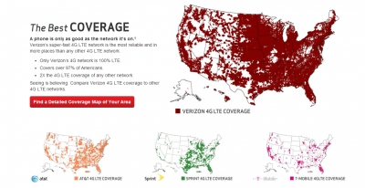 Which is a better wireless service...Verizon or Sprint? Why?