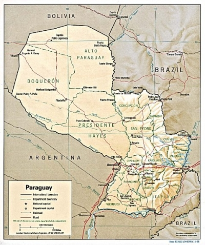 Paraguays Best Cities Asuncion and Ciudad Del Este