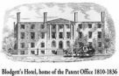 Patent Office - first in US