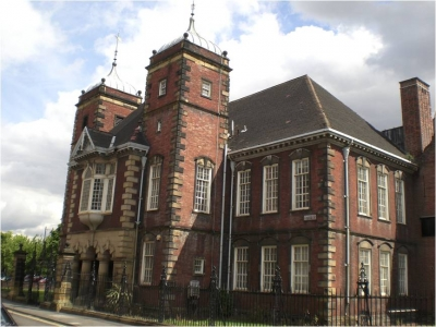 A Major Exponent Of Queen Anne In Newcastle Was RJ Johnson One The Three Architects Appointed To School Board Former Pupil Sir George