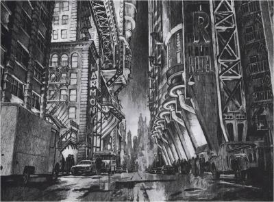 Metropolis german expressionism essay