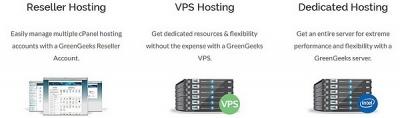 GreenGeeks is a web hosting company