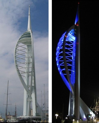spinnakertower