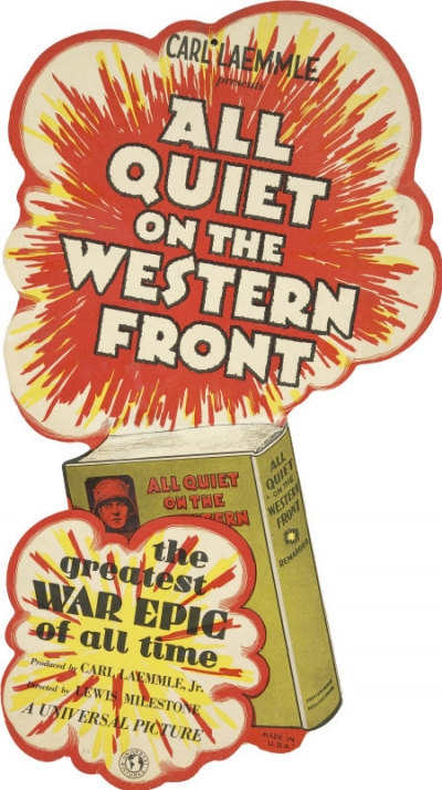 an analysis of alls quiet on the western front an anti war film by lewis milestone All quiet on the western front – a bona fide anti-war to kill a mockingbird and all quiet on the western front directed by lewis milestone the film.