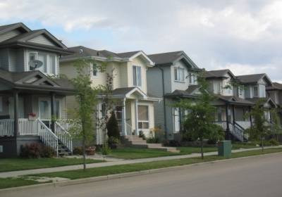homes in Edmonton