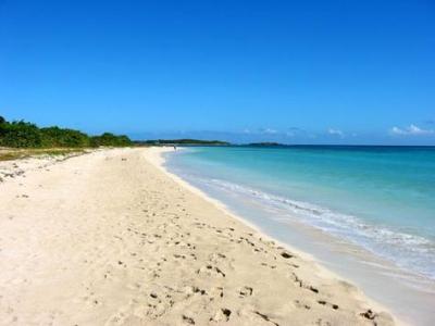 blue beach vieques