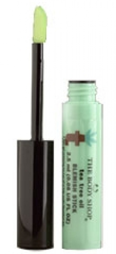 body shop tea tree oil blemish stick