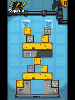 normal on cheese tower
