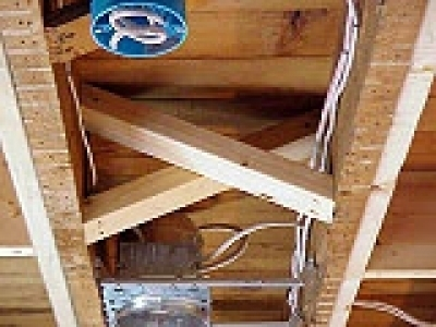 How To Repair A Bowed Floor Joist
