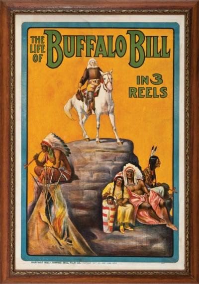 the life of the hunter buffalo bill The life of hon william f cody, known as buffalo bill i immediately began my career as a buffalo hunter the life of hon william f cody, known as buffalo.