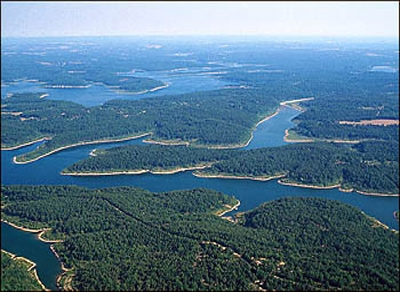 Bull Shoals Lake Arkansas