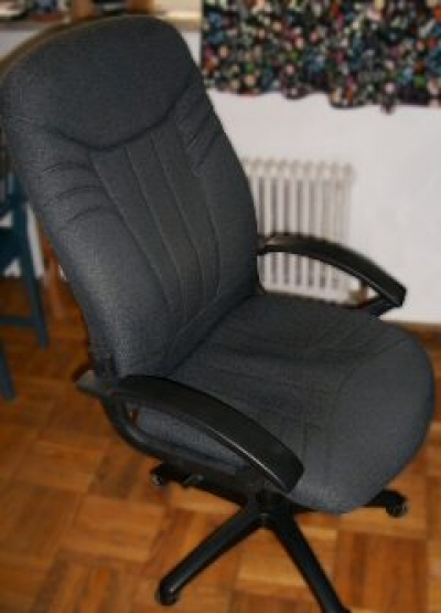 high-back computer office desk chair