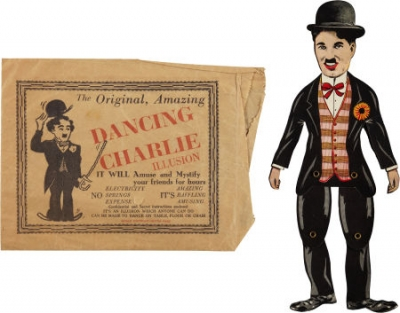 charlie chaplin 1920 movies. Dancing Charlie Chaplin puppet