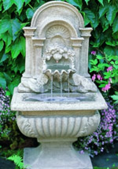 Superb Since We Are Talking About Large Fountains, Let Us Forget Indoor Fountains. Large  Fountains Cannot Be Installed Inside The House If We Donu0027t Have Something  ...
