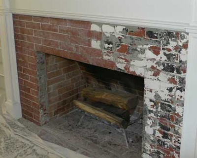 How To Install A Fireplace Surround Using Tile Or Stone Veneer