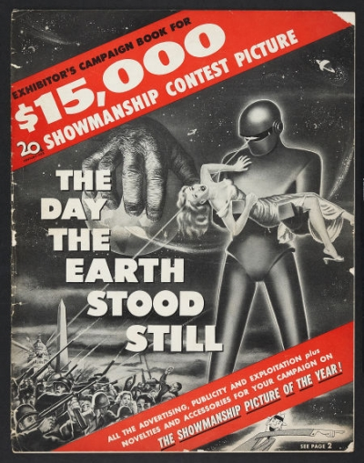 Frances bavier in the day the earth stood still