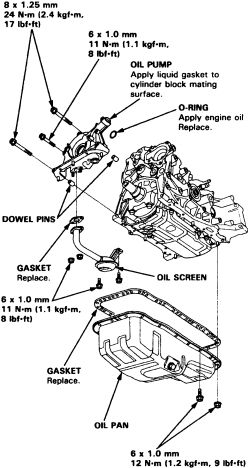 1992 honda accord alternator wiring diagram with Honda Accord Engine Diagram Oil Pan on Wiring Diagram Toyota Bb as well Fuel Pump Relay Location 97 Lesabre also 2009 Mazda Cx 7 Remove Belt furthermore Integra Vss Wiring Diagram together with 92 00 Honda Acura Wiring Sensor Connector Guide 3146770.
