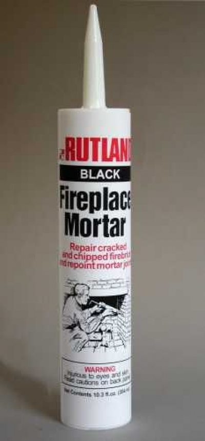 How to repair fire brick mortar joints in your fireplace to prevent fire damage to the home.