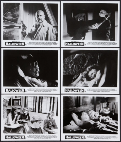 Ten Valuable Halloween 1978 Movie Posters Collectibles