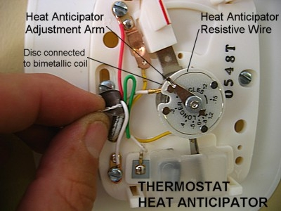 Troubleshooting Your Air Conditioning Thermostat on heater wiring diagram