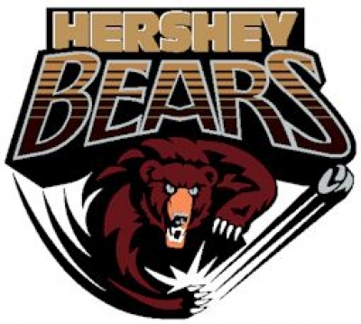 hershey bears american hockey league logo ahl