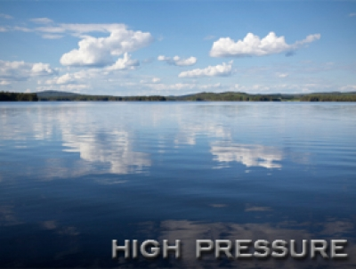 How barometric pressure affects bass fishing for Best barometric pressure for fishing