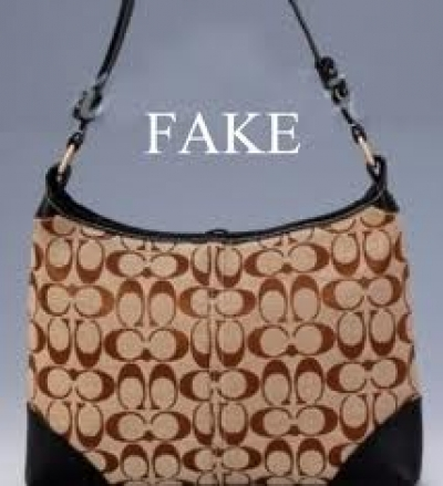 Fake Coach Bag