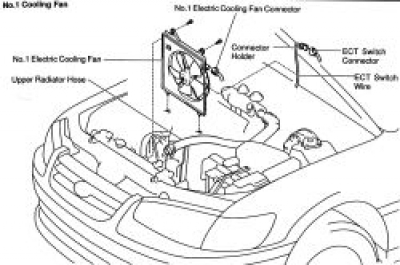 Cabin Temperature Sensor Location Cadillac on grand marquis crank sensor