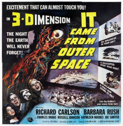 It came from outer space to 3 d blu ray page 9 for The thing that came from outer space