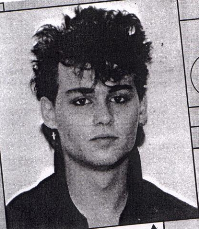 "Actor Johnny Depp ""Sexiest Man Alive"""