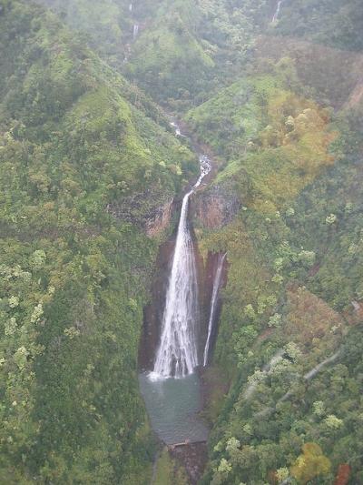 Kalihiwai Falls Hike