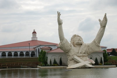 Rock Solid Concrete >> 10 Tallest Statues in the United States