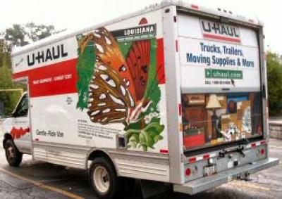 Have U-read the Slogans on U-Haul Trucks Lately