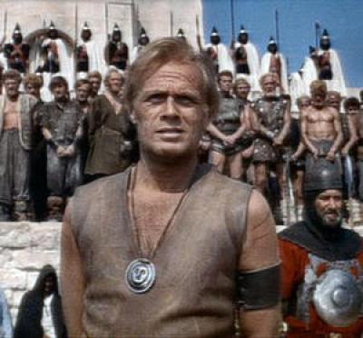 Richard Widmark vikingo