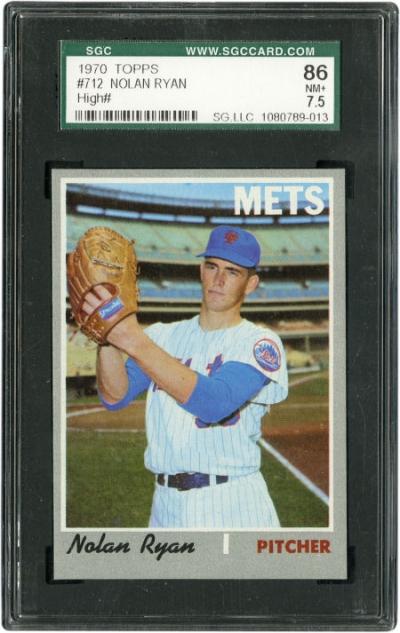Ten Valuable Nolan Ryan Baseball Collectibles