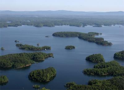 Lake Ouachita Arkansas